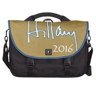 Hillary Clinton 2016 Bolsas De Portátil