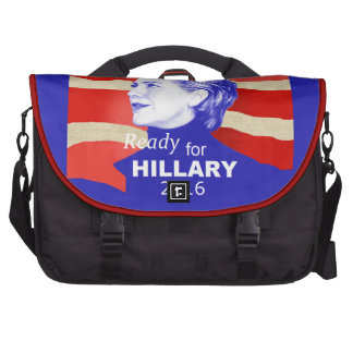 Hillary Clinton 2016 Bolsas De Portatil