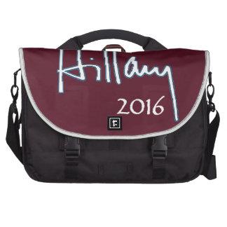 Hillary Clinton 2016 Bolsas Para Portátil