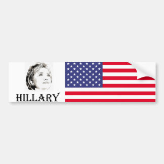 Hillary Clinton 2016 Bumper Sticker
