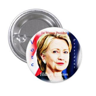 Hillary Clinton 2016_ Button