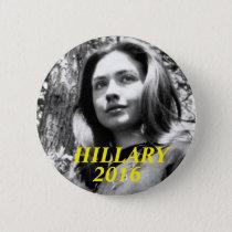 Hillary Clinton 2016 button
