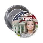 Hillary Clinton 2016 Buttons