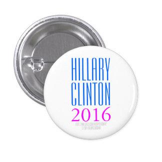 HILLARY CLINTON 2016 by HillaryClinton4u Button