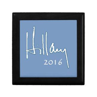Hillary Clinton 2016 Caja De Regalo