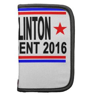 Hillary Clinton 2016 camisetas .png Planificador