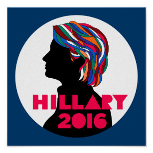 hillary clinton campaign posters photo prints zazzle