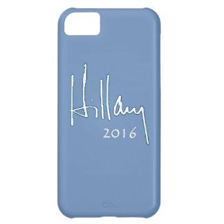 Hillary Clinton 2016 Carcasa iPhone 5C