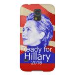 Hillary Clinton 2016 Carcasa Para Galaxy S5