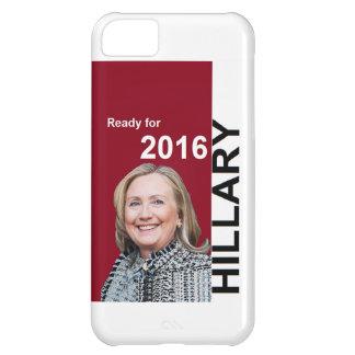 Hillary Clinton 2016 Carcasa Para iPhone 5C