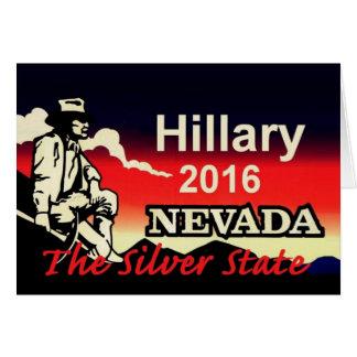 Hillary CLINTON 2016 Card