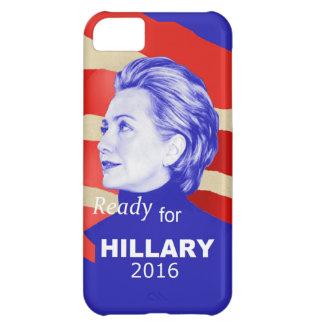 Hillary Clinton 2016 iPhone 5C Case