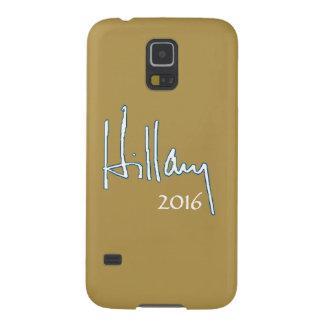 Hillary Clinton 2016 Galaxy S5 Covers