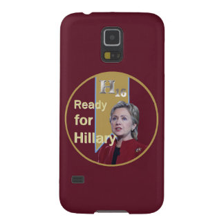 Hillary Clinton 2016 Case For Galaxy S5