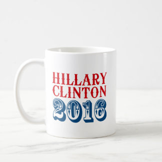 HILLARY CLINTON 2016 CLASSIC.png Classic White Coffee Mug