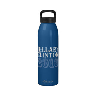 HILLARY CLINTON 2016 CLASSIC WATER BOTTLE