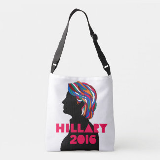 Hillary Clinton 2016 Cross Body Bag