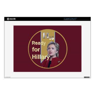 Hillary Clinton 2016 Decals For Laptops