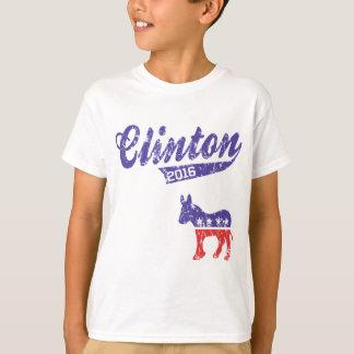 Hillary Clinton 2016 Demócratas deportivos Polera