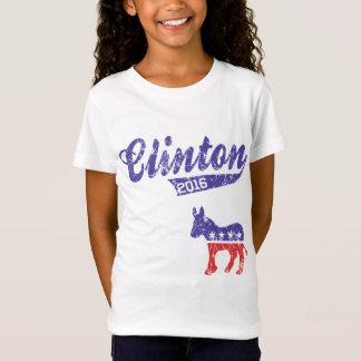 Hillary Clinton 2016 Democrats Sporty T-Shirt