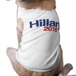 HILLARY CLINTON 2016 DOG CLOTHES