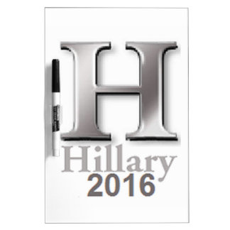 Hillary Clinton 2016 Dry-Erase Board