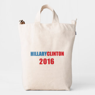 Hillary Clinton 2016 Duck Bag