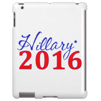 Hillary Clinton 2016 Funda Para iPad