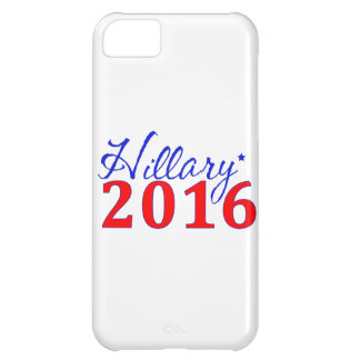 Hillary Clinton 2016 Funda Para iPhone 5C