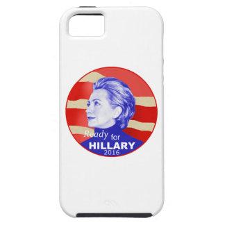 Hillary Clinton 2016 iPhone 5 Cárcasa