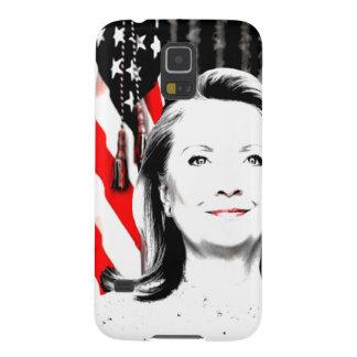 Hillary Clinton 2016 Fundas Para Galaxy S5