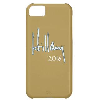 Hillary Clinton 2016 Funda iPhone 5C