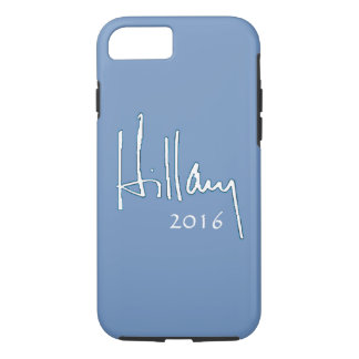 Hillary Clinton 2016 Funda iPhone 7