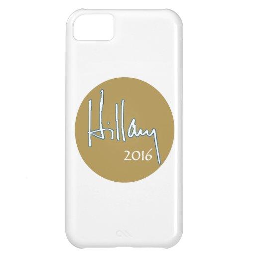 Hillary Clinton 2016 Funda Para iPhone 5C