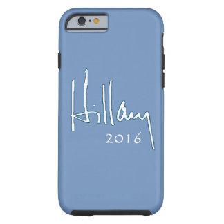 Hillary Clinton 2016 Funda Resistente iPhone 6