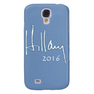 Hillary Clinton 2016 Galaxy S4 Case