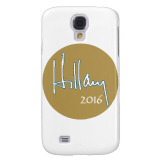 Hillary Clinton 2016 Galaxy S4 Cover