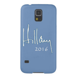 Hillary Clinton 2016 Galaxy S5 Case