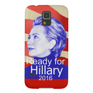 Hillary Clinton 2016 Galaxy S5 Cover