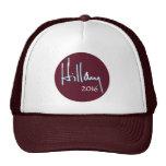 Hillary Clinton 2016 Gorros Bordados