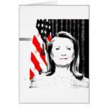 Hillary Clinton 2016 Greeting Cards