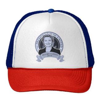 Hillary Clinton 2016 hat. Trucker Hat