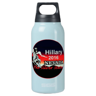 Hillary CLINTON 2016 Insulated Water Bottle