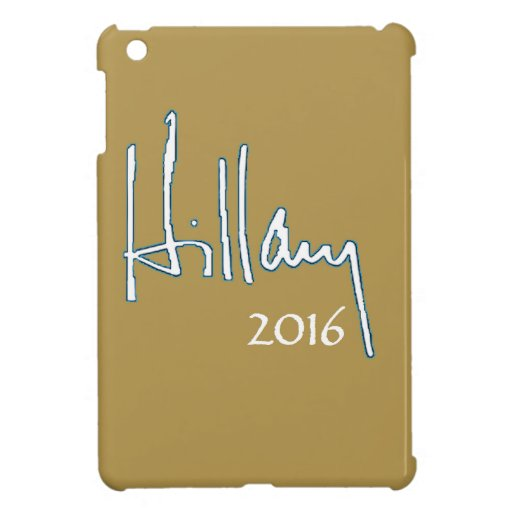 Hillary Clinton 2016 iPad Mini Protectores