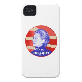 Hillary Clinton 2016 iPhone 4 Case