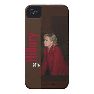 Hillary Clinton 2016 iPhone 4 Case-Mate Funda