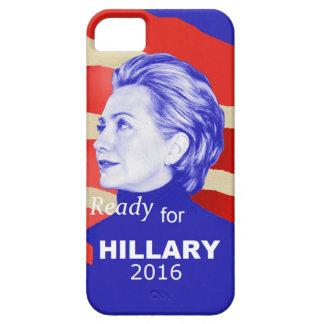 Hillary Clinton 2016 iPhone 5 Carcasas