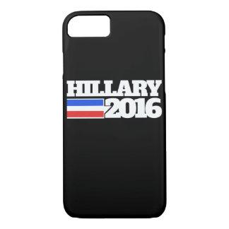 Hillary Clinton 2016 iPhone 7 Case