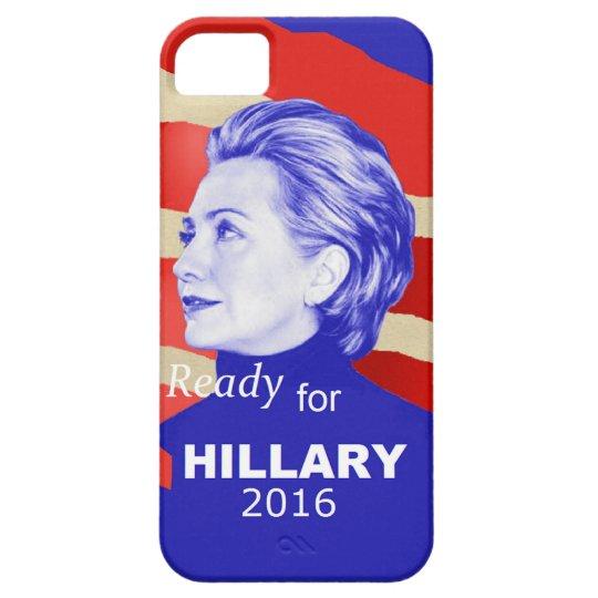 Hillary Clinton 2016 iPhone SE/5/5s Case