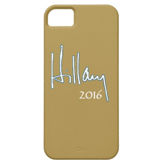 Hillary Clinton 2016 iPhone SE/5/5s Case
